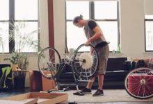 神奇自行车,下坡可充电,上坡更省力