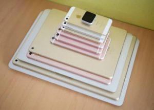 苹果iPad怎么选择呀各种尺寸?特别是iPad air 和Pro