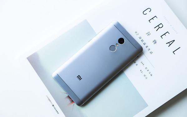 新年第一机红米Note 4X 情人节上市 铂银灰科技范儿十足