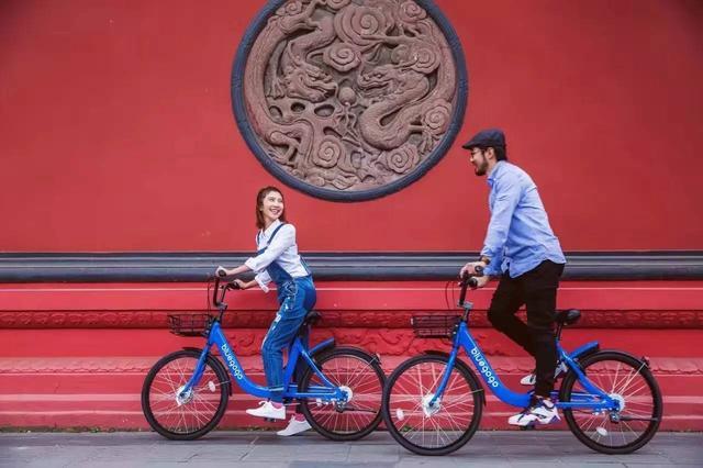 走向国际的小蓝单车,坚持自己一定的前行精神