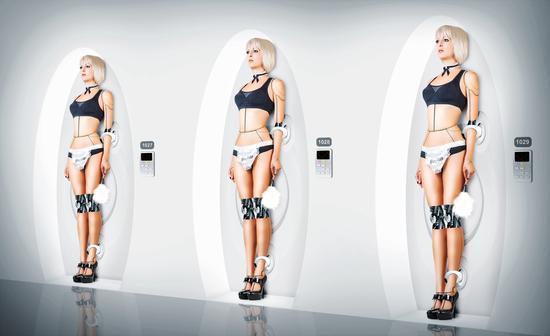 全球首款有学习能力的性爱机器人上市 穷屌丝表示消费不起~