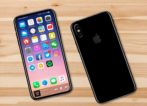 iPhone8外观已定是否有更多创新内容等发布吧 可能会送Airpods?